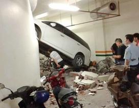 Tai nạn giao thông trong hầm chung cư xử lý như thế nào?
