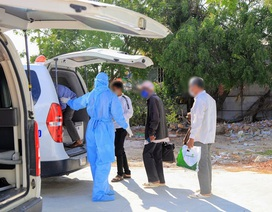 Một ca F1 của bệnh nhân 67 bị sốt, khai báo trễ