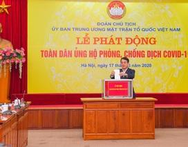 Vietcombank ủng hộ 10 tỷ đồng chung tay phòng, chống dịch Covid-19