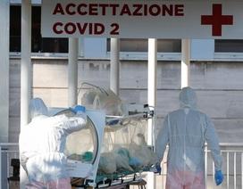 Italia: 349 người chết, hơn 3.200 người mắc Covid-19 trong ngày