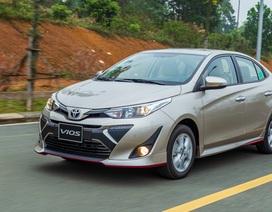 Bất chấp khó khăn, Toyota Vios lại dẫn đầu doanh số