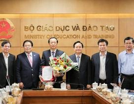 Thứ trưởng Phạm Ngọc Thưởng giữ chức Bí thư Đảng uỷ Bộ Giáo dục & Đào tạo