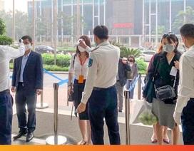 TNG Holdings Vietnam - Diễn tập phòng chống dịch Covid-19