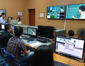 Quảng Ngãi: Ôn thi cho học sinh lớp 12 qua truyền hình