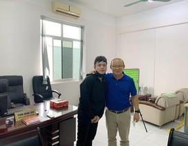 HLV Park Hang Seo tranh thủ học tiếng Việt giữa mùa dịch
