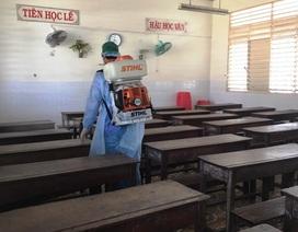 An Giang hỏa tốc cho học sinh THPT nghỉ học đến hết ngày 22/3