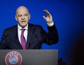 FIFA góp 10 triệu USD cho WHO để chống dịch Covid-19