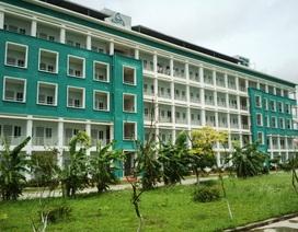 Trường CĐ Y Dược ASEAN tình nguyện đưa ký túc xá 500 chỗ làm khu cách ly