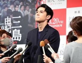 Sao hạng A Nhật Bản cúi đầu xin lỗi vì ngoại tình