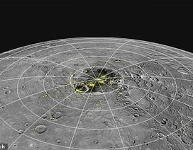 Vì sao băng hình thành trên Sao Thủy dù nhiệt độ lên tới 400 độ C