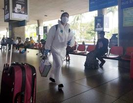 TPHCM: Kiểm dịch và đưa đi cách ly ngay từ khi xuống sân bay Tân Sơn Nhất