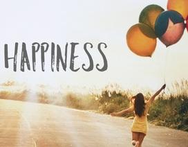 Để hạnh phúc, hãy bình tĩnh, tỉnh táo và nhân hậu...