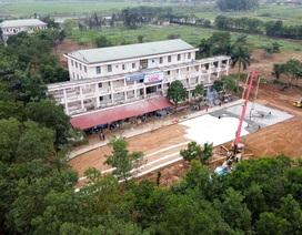 Bệnh viện bỏ hoang được gấp rút cải tạo làm khu cách ly dịch Covid-19