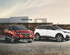 """Peugeot Việt Nam ra mắt hai phiên bản """"giá rẻ"""" của 3008 và 5008"""