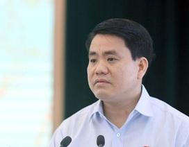 Chủ tịch Hà Nội: Người dân cần bình tĩnh, không hoang mang