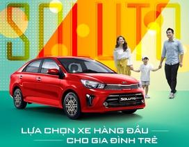Kia Soluto - Lựa chọn xe ô tô hàng đầu cho gia đình trẻ giá từ 399 triệu đồng