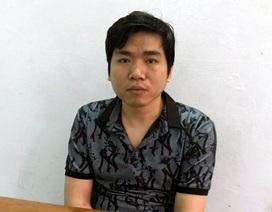 Khởi tố đối tượng lừa bán máy đo thân nhiệt ở Hà Nội