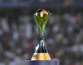 Hoãn giải vô địch thế giới các CLB vì trùng lịch của Euro và Copa America