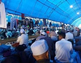 Hàng nghìn người dự thánh lễ ở Indonesia bất chấp Covid-19