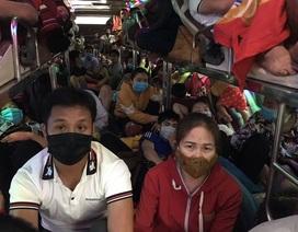 Cách ly hàng trăm người từ Lào, Thái Lan về qua cửa khẩu Cha Lo