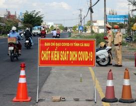 Chủ tịch Cà Mau kêu gọi dân hạn chế ra khỏi nhà, dùng điện thoại giao tiếp