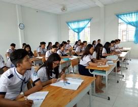 Bạc Liêu: Kết thúc năm học 2019 - 2020 trước ngày 30/6
