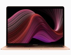 Apple trình làng MacBook Air thế hệ mới với cấu hình mạnh mẽ hơn