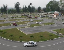 Hà Nội yêu cầu tạm dừng tổ chức thi cấp bằng lái xe