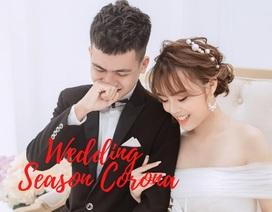 Nghỉ học vì dịch Covid-19, cặp đôi sinh viên quyết định cưới nhau