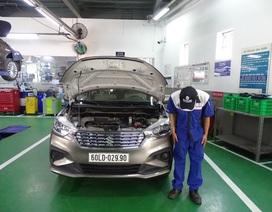 Tạo khác biệt bằng dịch vụ hậu mãi, Suzuki thay đổi thế nào?