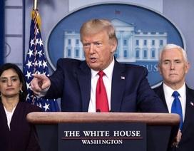 """Số ca Covid-19 ở Mỹ lên gần 8.000, ông Trump kích hoạt """"luật thời chiến"""""""
