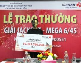 Một tấm vé trúng độc đắc hơn 62 tỷ đồng ở Đắk Lắk