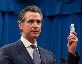 California (Mỹ) ban hành sắc lệnh yêu cầu gần 40 triệu dân ở nhà