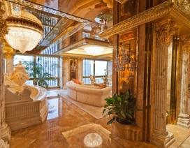 Có gì bên trong căn Penthouse dát vàng của Tổng thống Donald Trump?