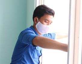 TPHCM: Đoàn viên thanh niên tham gia hỗ trợ khu cách ly dịch bệnh Covid-19