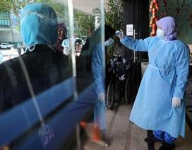 Số ca mắc Covid-19 tại Malaysia vượt 1.000