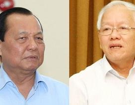 Cách chức Bí thư TPHCM Lê Thanh Hải, cảnh cáo Chủ tịch Lê Hoàng Quân