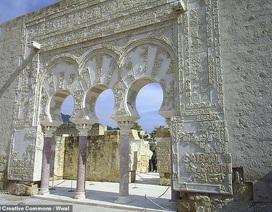 Lối vào cung điện Hồi giáo Medina Azahara thế kỷ thứ 10