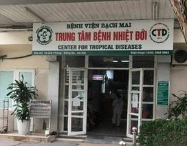 Bộ Y tế xác nhận 2 nhân viên y tế đầu tiên mắc Covid-19 tại BV Bạch Mai
