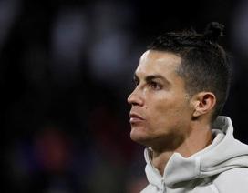 Ronaldo có thể bị giảm lương do ảnh hưởng của dịch Covid-19