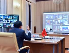Bộ trưởng ASEAN – EU họp trực tuyến về chống dịch Covid-19