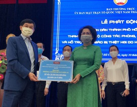 Gia đình bệnh nhân số 32 ủng hộ 25 tỷ đồng chống dịch Covid-19