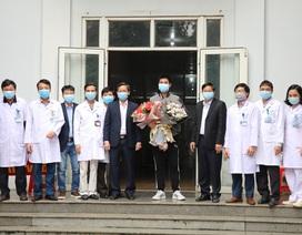 Bệnh nhân nhiễm Covid-19 ở Ninh Bình chính thức xuất viện