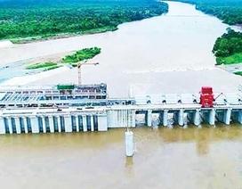 Campuchia dừng kế hoạch phát triển thủy điện trên sông Mekong