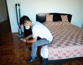 Tích cực tìm thêm khách sạn để làm khu cách ly có thu phí