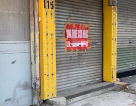 La liệt shop hàng đóng cửa, trả mặt bằng ở con phố sầm uất bậc nhất Hà Nội