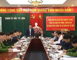 Chủ tịch Hà Nội: Dịch Covid-19 sẽ rất phức tạp trong 2 tuần tới