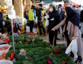 Số ca Covid-19 ở Iran vượt 20.000, hơn 1.500 người chết