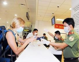 Bộ Y tế đề nghị khách nhập cảnh vào Việt Nam từ ngày 1/3 đến nay tự cách ly