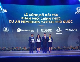 Meyhomes Capital Phú Quốc công bố đại lý phân phối